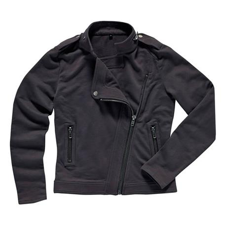 Ladies Jody Biker Zip Thru