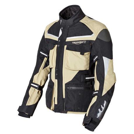 men's adventure motorcycle trek jacket   triumph motorcycles
