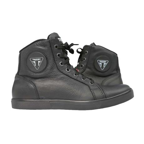 Unisex Urbane Leather Motorcycle Boots | Triumph Motorcycles