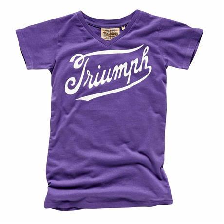 Genuine Triumph Pinfielfd T-Shirt MTSS19403