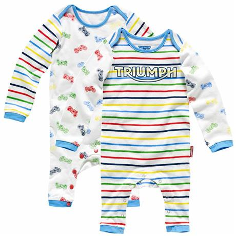 Triumph Sleep Suit Set for Boys