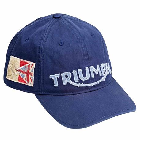 Flag Denim Cap