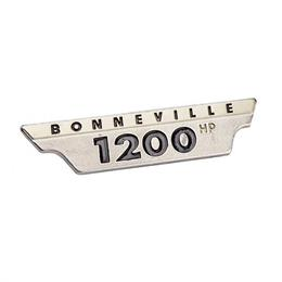 Bonneville Pin Badge