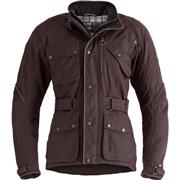 Oxblood Barbour Jacket