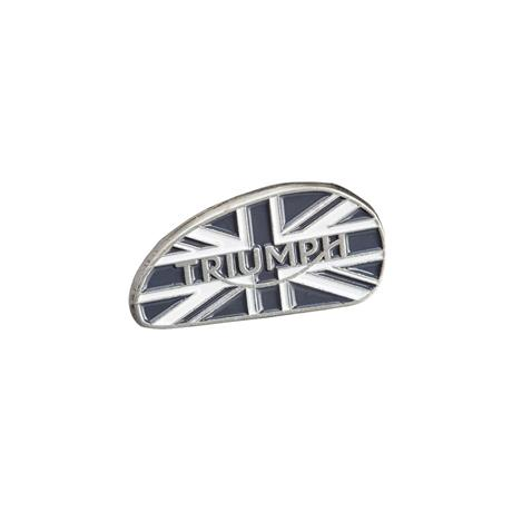 Union Jack Tank Badge