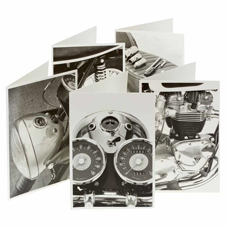 Monochromatic Greeting Card Pack
