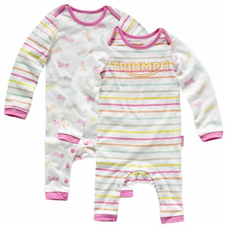 Triumph Sleep Suit Set for Girls