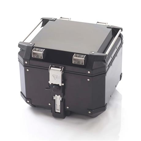 Expedition Black Aluminum Top Box