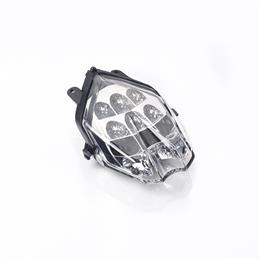 LED Clear Rear Light Unit