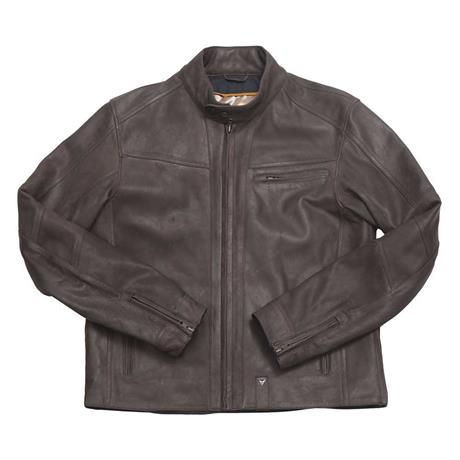 Kenny Casual Leather Jacket