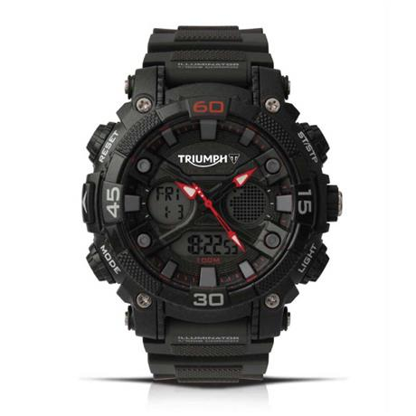 Triumph Sekonda Analogue Digital Watch