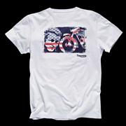 McQueen Flag Legend T-shirt